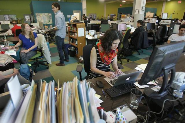 Studies Show that Open Offices Negatively Impact Employees and
